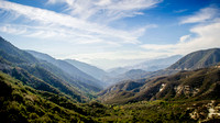 East Fork of the San Gabriel Mountains, California